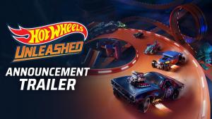 Hot Wheels Unleashed Announcement