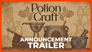 Potion Craft Announcement