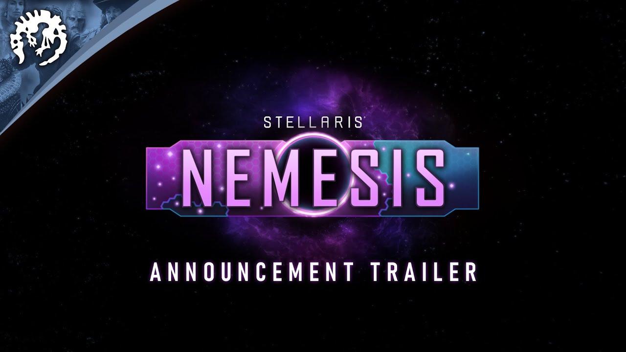 Stellaris Nemesis Announcement