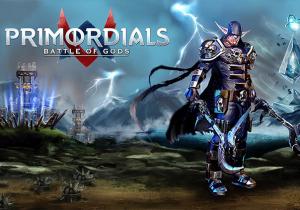 Primordials: Battle of Gods Game Profile Image