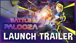 Battlepalooza Launch Trailer
