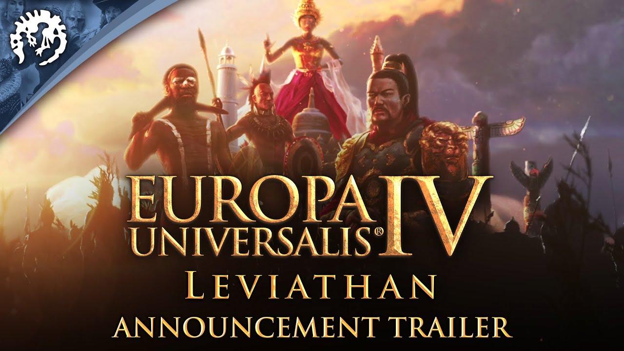 Europa Universalis 4 Leviathan Announcement