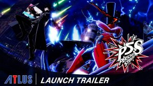 Persona 5 Strikers Launch