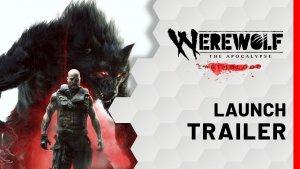Werewolf The Apocalypse Earthblood Launch