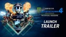 Supercross 4 Launch Trailer