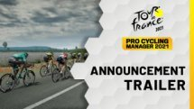 Tour de France 2021 Announcement