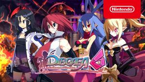 Disgaea 6 Release Date Announcement