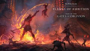 Elder Scrolls Online Flames of Ambition Gameplay