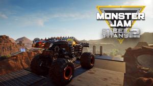 Monster Jam Steel Titans 2 Release