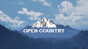 Open Country Announcement