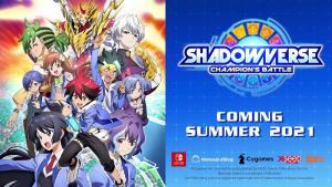 Shadowverse Champion's Battle
