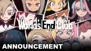 World's End Club Announcement