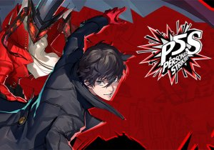 Persona 5 Strikers Game Profile Image