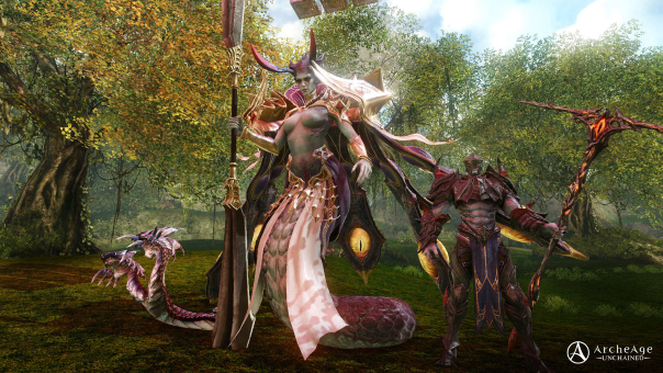 Archeage Akasch Invasion Screenshot