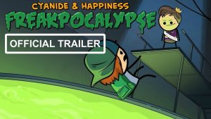 Freakpocalypse Official Launch