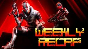 Weekly Recap (Art: Hyper Scape)