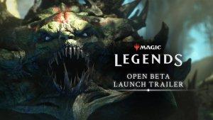 Magic Legends Open Beta Cinematic