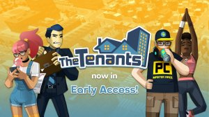 The Tenants Early Access Gameplay