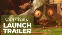 Oddworld Soulstorm Launch