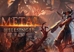 Metal: Hellsinger Game Profile Image