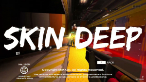 Skin Deep Announcement