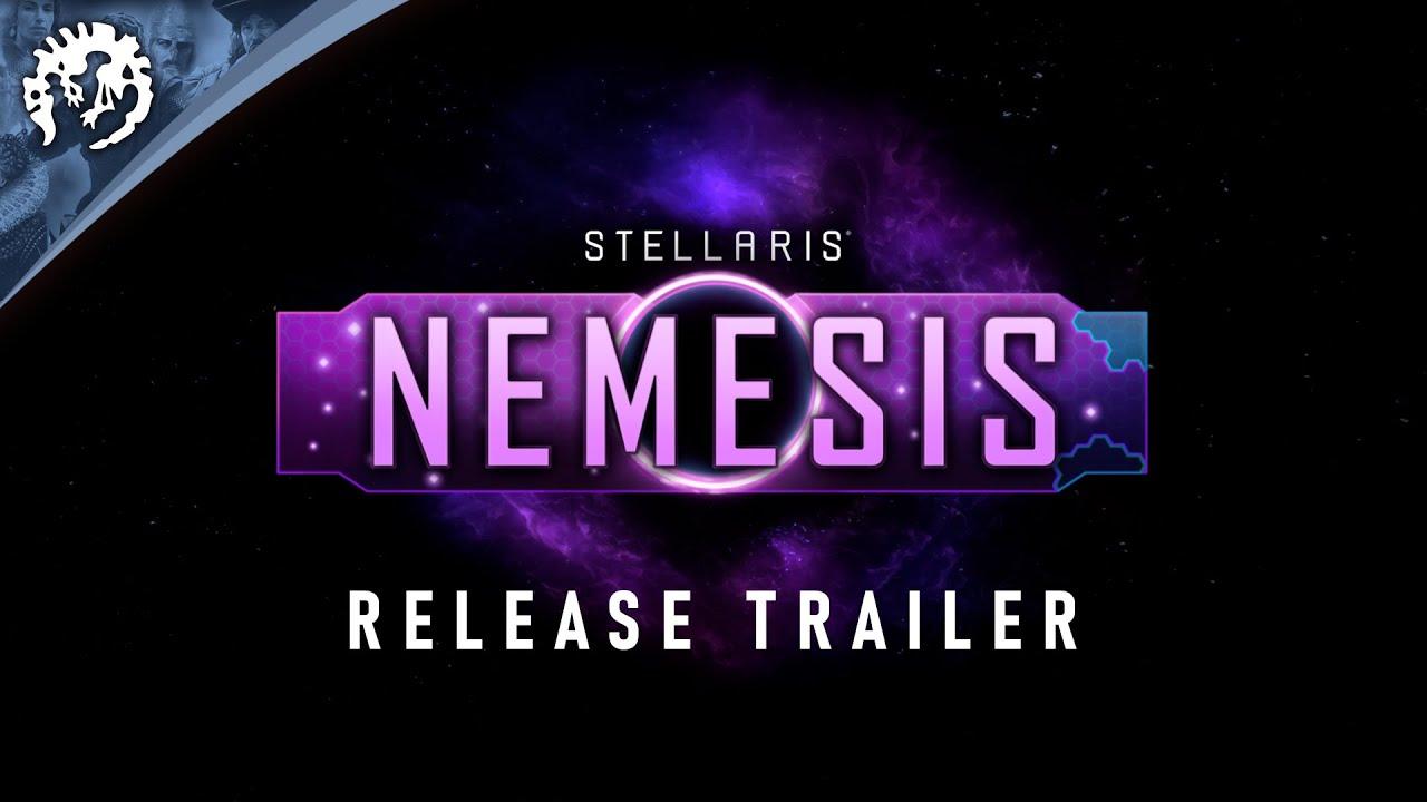 Stellaris Nemesis Expansion Release