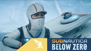 Subnautica Below Zero Trailer