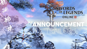 Swords of Legends Online Announcement