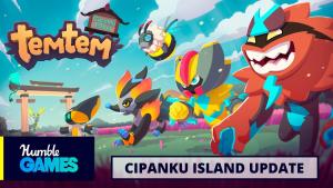 Temtem Cipanku Island Update Launch