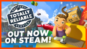 Totally Reliable Delivery Service Steam Release
