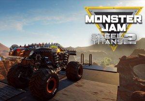 Monster Jam Steel Titans 2 Game Profile Image
