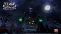 Addams Family Mansion Mayhem Announce