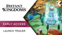 Distant Kingdoms Early Access Release