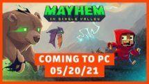 Mayhem in Single Valley Release Date Trailer