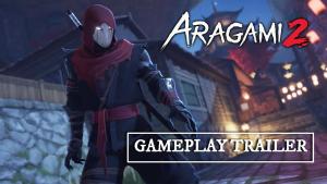 Aragami 2 Gameplay