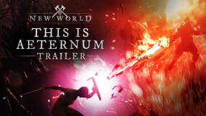 New World This Is Aeternum