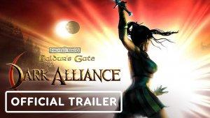 Baldurs Gate Dark Alliance Launch Trailer