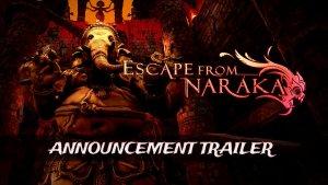 Escape from Naraka Announcement