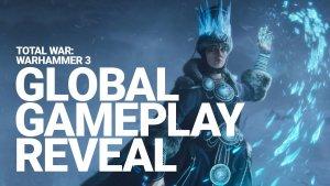 Total War Warhammer 3 Global Gameplay Reveal