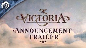 Victoria 3 Announcement