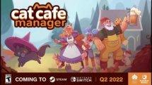 Cat Cafe Manager E3