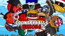 CountryBalls Heroes Cinematic