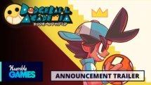 Dodgeball Academia Announcement