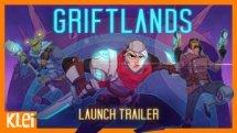 Griftlands Launch Trailer