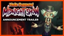 Hello Puppets Midnight Show Announcement