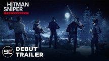 Hitman Sniper The Shadows E3 World Premiere
