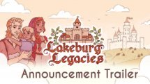 Lakeburg Legacies Announcement Trailer