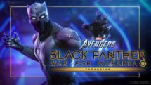 Marvels Avengers Expansion War for Wakanda Cinematic