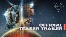 Starfield Official Teaser