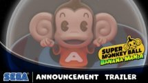 Super Monkey Ball Banana Mania Announce